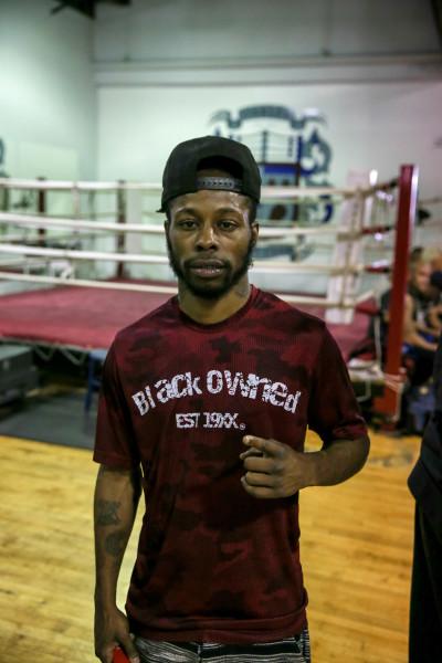 Rau_shee Warren_Workout_Nabeel Ahmad _ Premier Boxing Champions