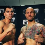LA Fight Club: Ronny Rios vs. Efrain Esquivias Weigh-In Results