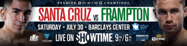 Santa Cruz vs. Frampton