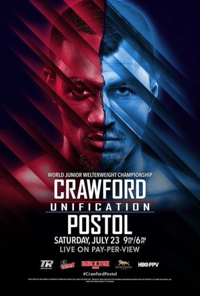 Terence Crawford vs. Viktor Postol