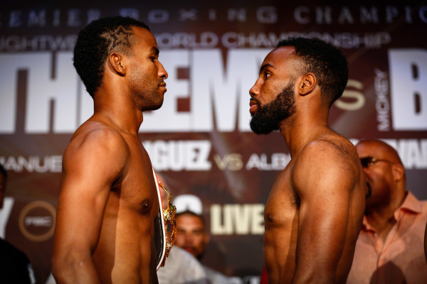 Weigh In_Presser_Stephanie Trapp  _ Mayweather Promotions _ Premier Boxing Champions (3)