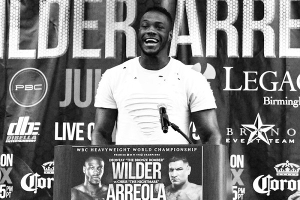 Wilder vs Arreola Fight Announcement Presser_Presser_Bill Hoffman _ Premier Boxing Champions