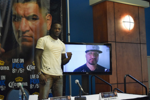 Wilder vs Arreola Fight Announcement Presser_Presser_Bill Hoffman _ Premier Boxing Champions3