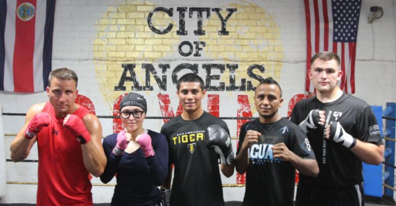 LA Fight Club - Golden Boy Promotions