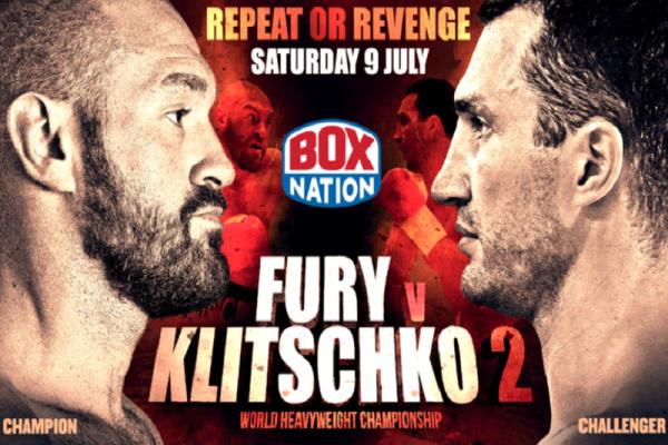 Tyson Fury Wlad Klitschko 2