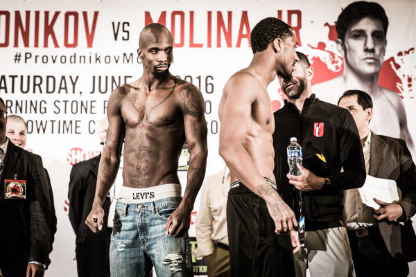 weigh in-0012 (Demetrius Andrade and WIllie Nelson)