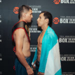 ShoBox: Lopez vs. Reynoso – Weights, Photos and Quotes