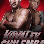 Kovalev vs. Chilemba: Scouting Report