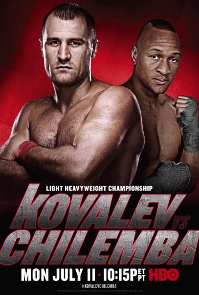 Kovalev vs. Chilemba