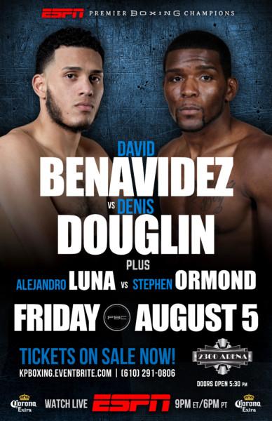 Benavidez vs. Douglin