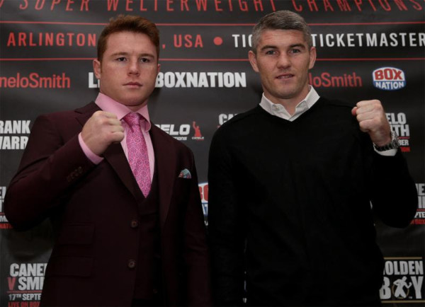 Canelo Alvarez Liam Smith2