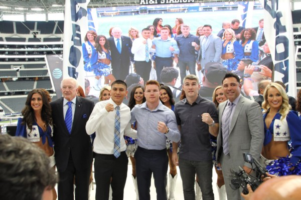 Canelo Alvarez vs. Liam Smith Dallas Presser - Jr. Barron RBRBoxing (22)