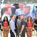 Canelo Alvarez and Liam Smith Training Camp Notes