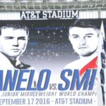 Photo Gallery | Canelo Alvarez vs. Liam Smith Dallas Press Conference