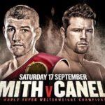 Canelo Alvarez vs. Liam Smith: RBRBoxing Results – HBO Boxing