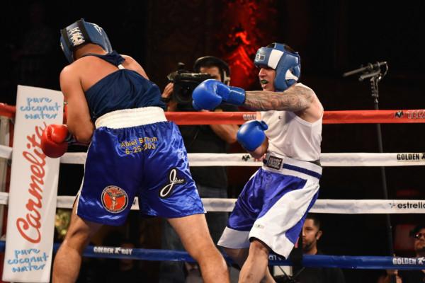 Daniel Rosales vs Nelson Cordero