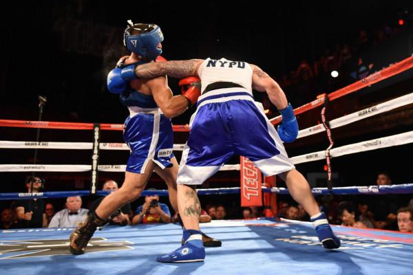 Daniel Rosales vs Nelson Cordero  (2)