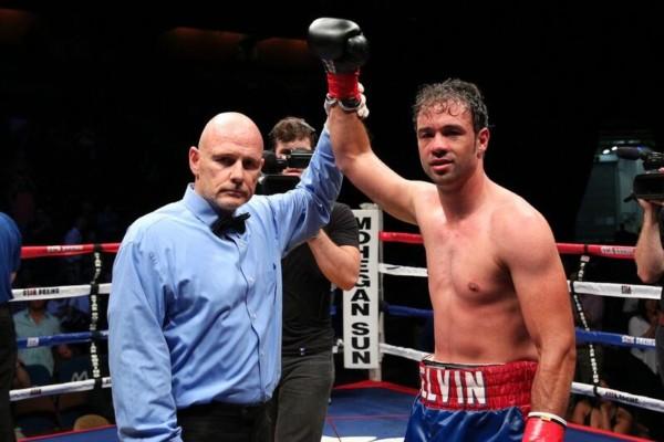 Delvin Rodriguez - Star Boxing