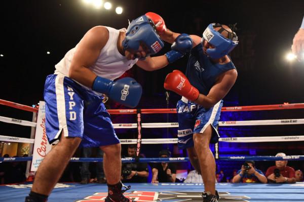 Dusti Rodriguez vs Billy Ramirez