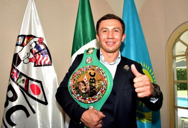 Gennady Golovkin - WBC (3)