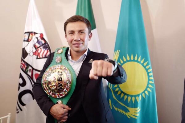 Gennady Golovkin - WBC (4)