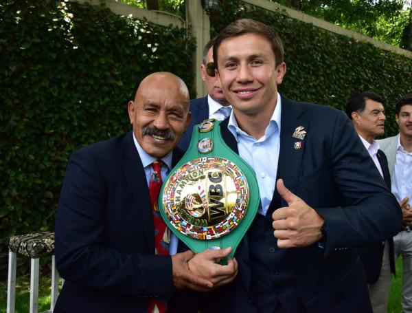 Gennady Golovkin - WBC (6)