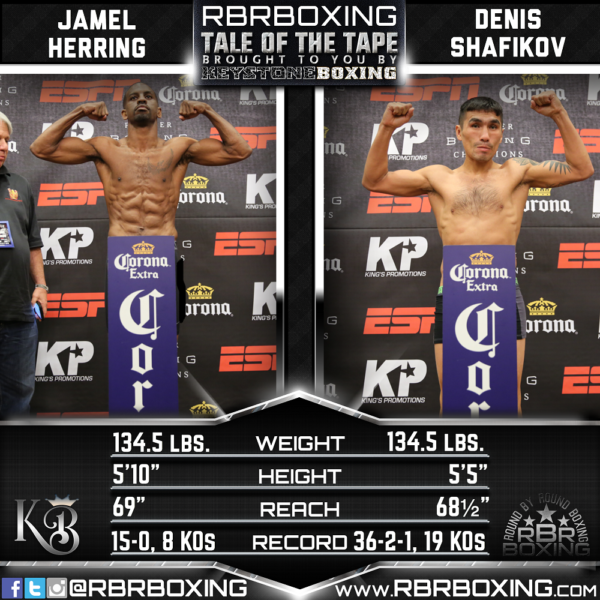 Herring vs. Shafikov1