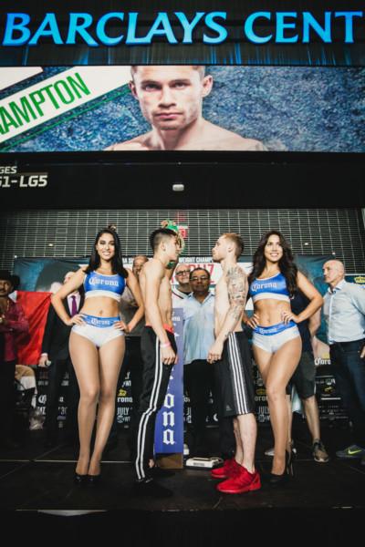 Leo Santa Cruz vs. Carl Frampton - Amanda Westcott Showtime (10)