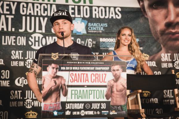 Leo Santa Cruz vs. Carl Frampton Final Presser - Amanda Westcott (14)