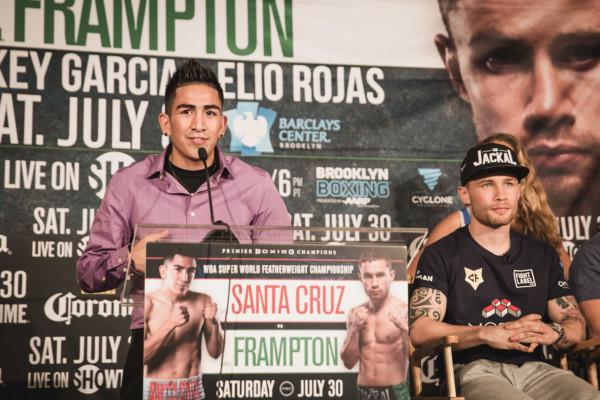 Leo Santa Cruz vs. Carl Frampton Final Presser - Amanda Westcott (16)