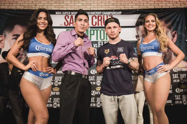 Leo Santa Cruz vs. Carl Frampton Final Presser - Amanda Westcott (18)