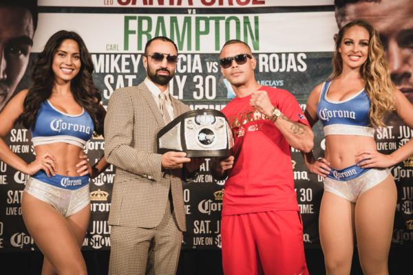Leo Santa Cruz vs. Carl Frampton Final Presser - Amanda Westcott (26)