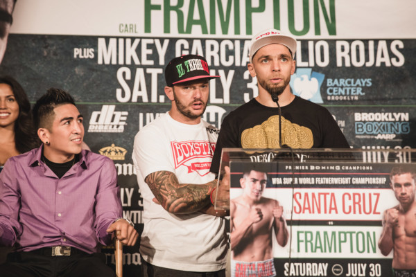 Leo Santa Cruz vs. Carl Frampton Final Presser - Amanda Westcott (3)