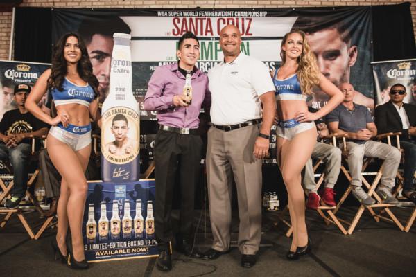 Leo Santa Cruz vs. Carl Frampton Final Presser - Amanda Westcott (32)