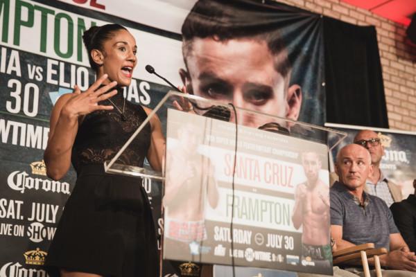 Leo Santa Cruz vs. Carl Frampton Final Presser - Amanda Westcott (33)