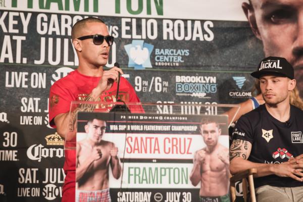 Leo Santa Cruz vs. Carl Frampton Final Presser - Amanda Westcott (6)
