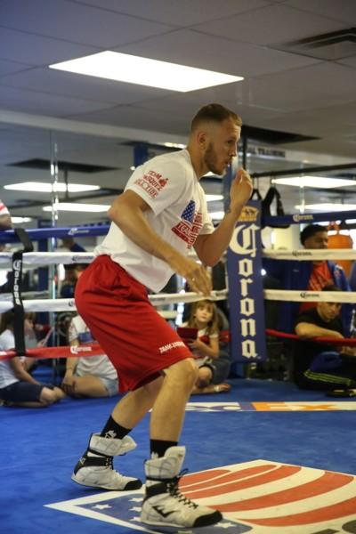PBC on FOX 7.16.2016 - Media Workouts_Workout_Jennifer Hagler _ DiBella Entertainment _ Premier Boxing Champions14