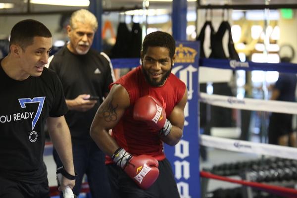 PBC on FOX 7.16.2016 - Media Workouts_Workout_Jennifer Hagler _ DiBella Entertainment _ Premier Boxing Champions19