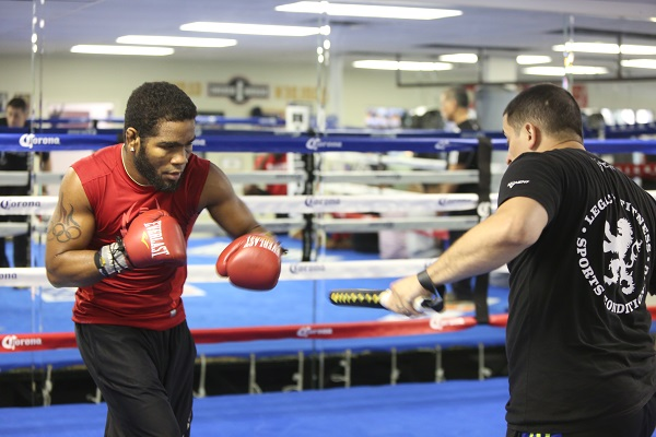 PBC on FOX 7.16.2016 - Media Workouts_Workout_Jennifer Hagler _ DiBella Entertainment _ Premier Boxing Champions20