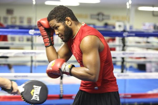PBC on FOX 7.16.2016 - Media Workouts_Workout_Jennifer Hagler _ DiBella Entertainment _ Premier Boxing Champions21