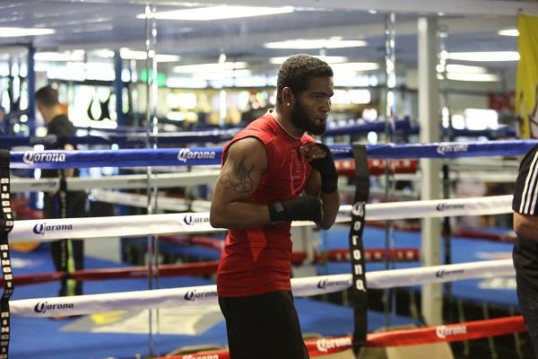 PBC on FOX 7.16.2016 - Media Workouts_Workout_Jennifer Hagler _ DiBella Entertainment _ Premier Boxing Champions24