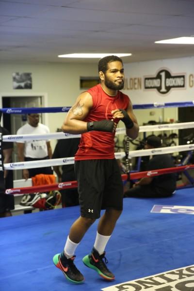 PBC on FOX 7.16.2016 - Media Workouts_Workout_Jennifer Hagler _ DiBella Entertainment _ Premier Boxing Champions25