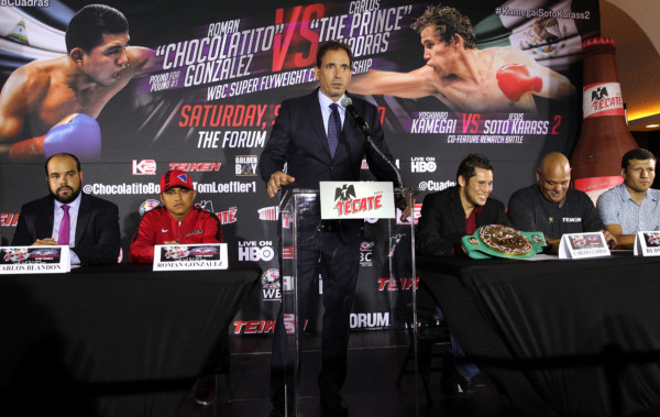 Roman Gonzalez vs. Carlos Cuadras - Chris Farina K2 (3)