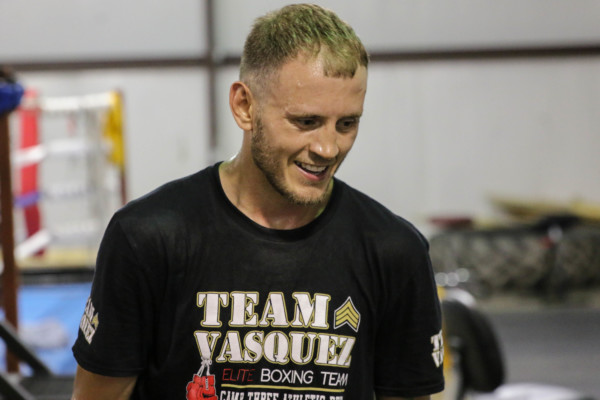 Sammy Vasquez Training Camp - June 2016_Training camp_Ryan Greene _ Premier Boxing Champions