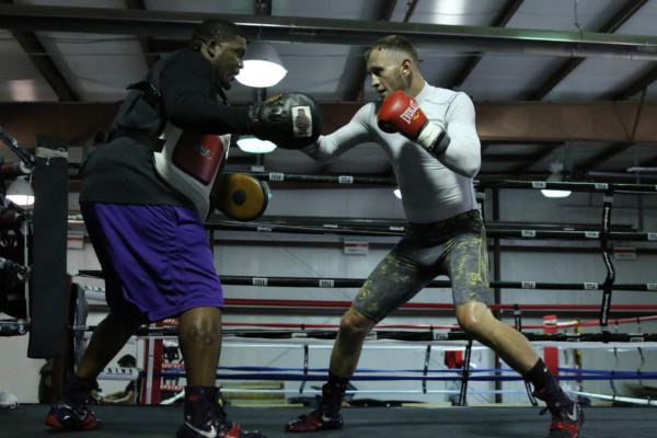 Sammy Vasquez Training Camp - June 2016_Training camp_Ryan Greene _ Premier Boxing Champions9
