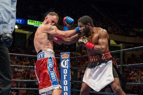 Sammy Vasquez vs Felix Diaz - July 16_ 2016_Fight_Ryan Hafey _ Premier Boxing Champions
