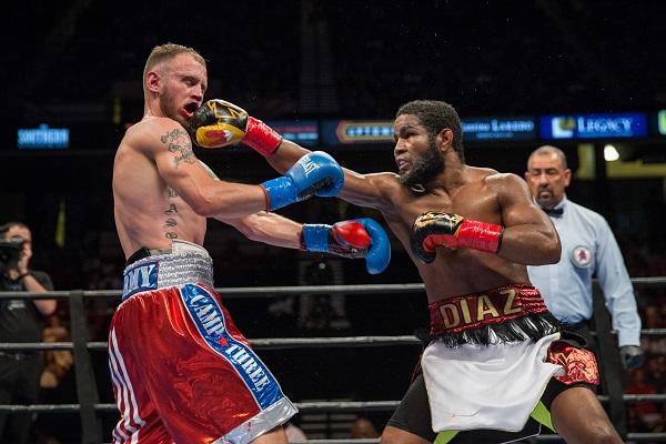 Sammy Vasquez vs Felix Diaz - July 16_ 2016_Fight_Ryan Hafey _ Premier Boxing Champions10