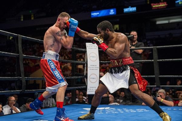 Sammy Vasquez vs Felix Diaz - July 16_ 2016_Fight_Ryan Hafey _ Premier Boxing Champions2