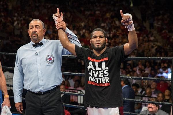 Sammy Vasquez vs Felix Diaz - July 16_ 2016_Fight_Ryan Hafey _ Premier Boxing Champions6