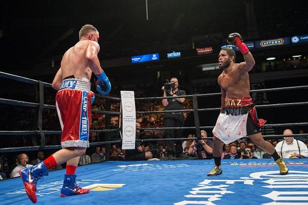 Sammy Vasquez vs Felix Diaz - July 16_ 2016_Fight_Ryan Hafey _ Premier Boxing Champions7